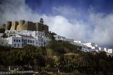 View Monastery Of St. John - Patmos Island