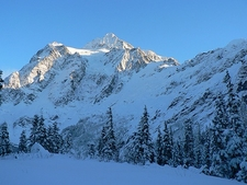 View Mount Baker WA