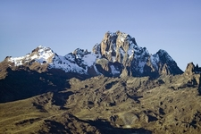 View Mount Kenya - Kenya
