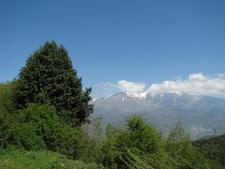 View Mount Olimpos - Mytikas