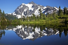 View Mount Shuksan WA