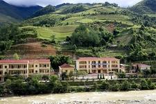 View Mu Cang Chai Residential School - Yen Bai