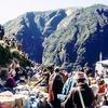 View Namche Bazar (Market) Nepal