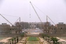 View Of Akshardham Complex