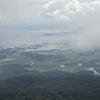 View Of Bangladesh Plains From Cherrapunjee
