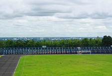 View Of Buriram From I-Mobile Stadium