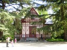 View Of Chalet De La Reina