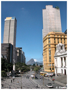 View Of Cinelândia Square