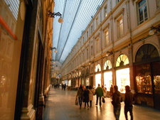 View Of Galeries Royales Saint Hubert