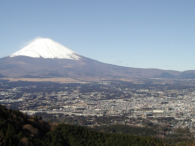 View Of Gotemba