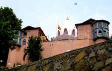 View Of Hari Parbat Temple