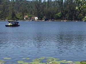 Kodaikanal Lago