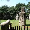 View Of Korea Seoul Royal Tombs