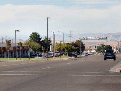 Lake Powell Boulevard