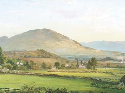 View Of Manchester Vermont