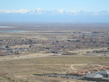 View Of Part Of Rosamond Ca