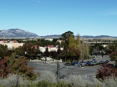 View Of San Ramon