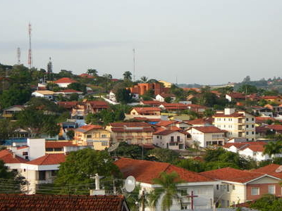 View Of The Midtown And The Jardim Iporanga Neighborhood In Guas