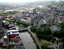 View Of The Bristol City