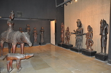 View Of The Bhuta Gallery