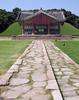 View Of The Korea Seoul Royal Tombs