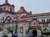 View Of The Santo Domingo Church