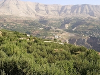 Kadisha Valley