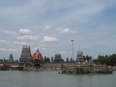 View Of Tiruvarur India