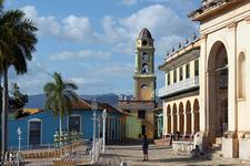 View Of Trinidad Kuba