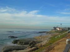 View Of Windansea Beach