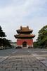 View Of Zhaoling Qing
