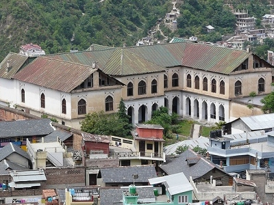 View Old Palace @ Chamba HP