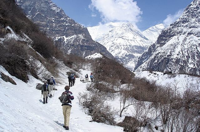 Amazing Annapurna Base Camp Trek Photos