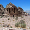View On Petra's Monastery