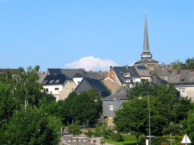 View Of Sankt Vith