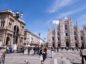 Piazza del Duomo Milán