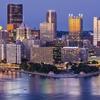 View Pittsburgh In Pennsylvania