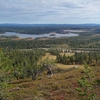 View Ruka Landscape In Finland