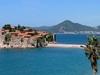 View Sveti Stefan With Beach