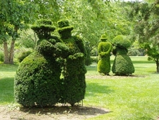 View Topiary Park - Cleveland