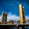 View Tower Bridge - Sacramento