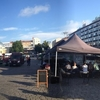 View Turku Market Square In Finland