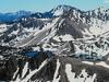 View White Cloud Mountain Range ID