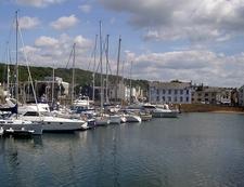 View Whitehaven Marina UK Cumbria