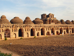 Vijayanagara Ruínas