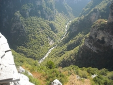 Vikos Canyon Overlook
