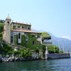 Villa Balbianello On Como Lake