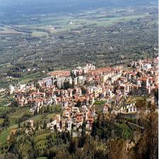 Villacidro Town