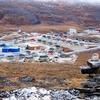 Overlooking Salluit