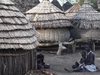 Village In South Sudan